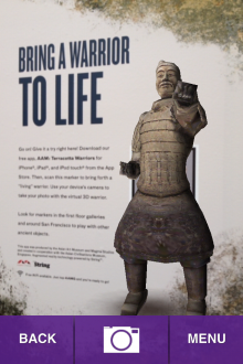 Photo Feb 23 1 42 04 PM 220x330 The Asian Art Museum in SF unveils new augmented reality app for its Terracotta Warriors exhibit